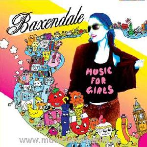 Baxendale: Music for girls, Coverabbildung