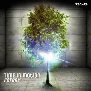 Time in Motion: Energy, Coverabbildung