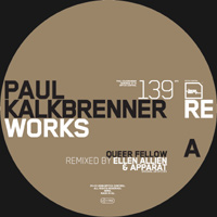 Kalkbrenner, Paul: Reworks part 2, Coverabbildung