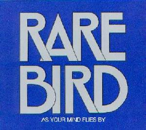 Rare Bird: As your mind flies by, Coverabbildung