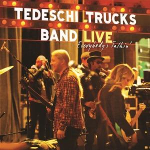 Tedeschi Trucks Band: Revelator, Coverabbildung