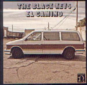 Black Keys, The: El camino, Coverabbildung