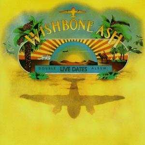 Wishbone Ash: Live dates, Coverabbildung